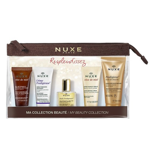 NUXE Winter travel kit my beauty collection