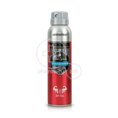 OLD SPICE - ODOUR BLOCKER FRSH Anti-Respirant & Deodorant Spray - 150ml