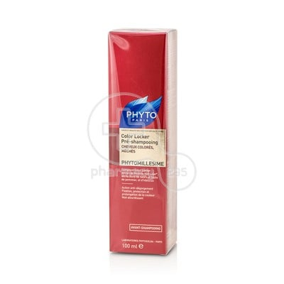PHYTO - PHYTOMILLESIME Color Locker Pre-Shampooing - 100ml