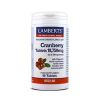 LAMBERTS CRANBERRY (750MG EXTRACT) 60TABL