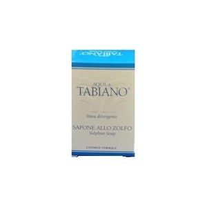 Aqua di tabiano non soap cleansing bar 100gr