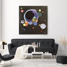 Kandinsky   several circles