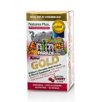 NATURE'S PLUS - SOURCE OF LIFE ANIMAL PARADE GOLD Multi Vitamin & Mineral (cherry) - 60chew.tabs