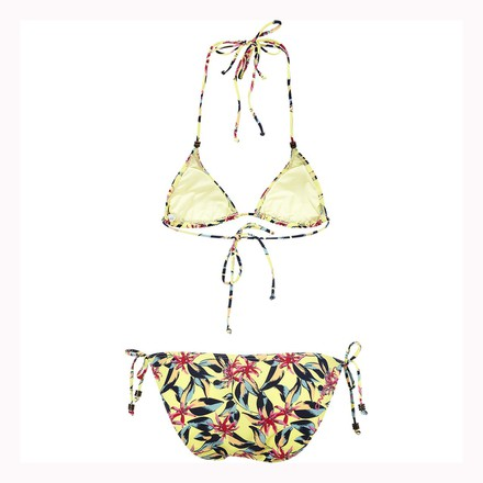 PW FLOWER TRIANGLE BIKINI BC  Μαγ. Εισ.Γυν.