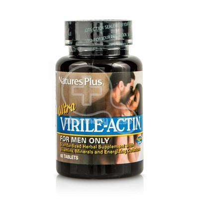 NATURE'S PLUS - ULTRA Virile-Actin - 60tabs