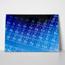 Periodic table focus 118765843 a