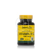 NATURE'S PLUS - Vitamin B12 500mcg - 90tabs