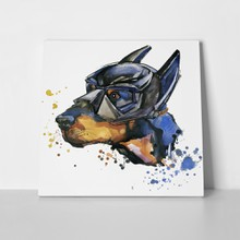 Doberman batman 296497901 a