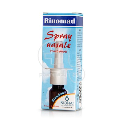 BIONAT - RINOMAD Spray Nasale - 10ml