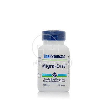 LIFE EXTENSION - Migra Eeze - 60softgels