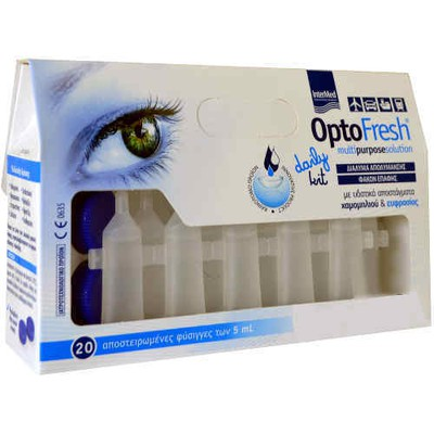 Intermed Optofresh Multi Purpose Solution Daily Kit