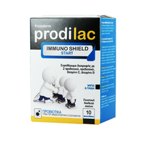 FREZYDERM PRODILAC IMMUNO SHIELD START 10SACH