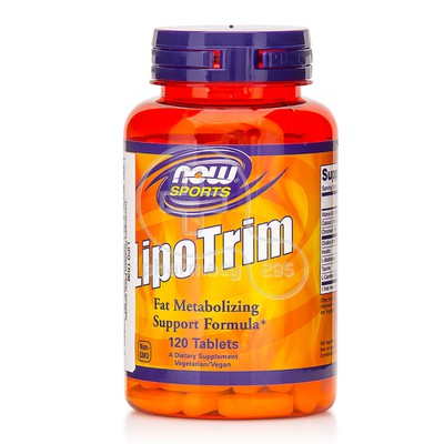 NOW - SPORTS LipoTrim - 120tabs