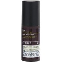 KORRES MEN FACE CREAM MOISTURISER BORAGE SPF6 50ML