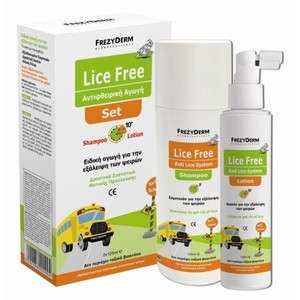 Lice free set shampoo   lotion                                    2x125 ml
