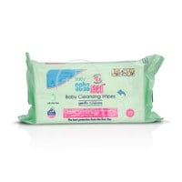 SEBAMED - BABY Cleansing Wipes (Gentle Mildness) - 72pcs