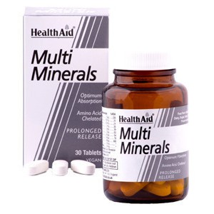Health aid multi minerals