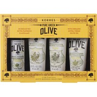 Korres Pure Greek Olive Blossom Collection 4 mini Προϊόντα
