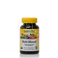 NATURE'S PLUS - DYNO-MINS Multi Mineral - 90tabs