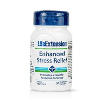 LIFE EXTENSION - Enhanced Stress Relief - 30caps