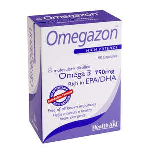 HEALTH AID Omegazon 60 caps