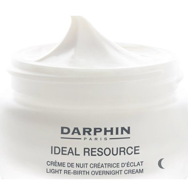 DARPHIN IDEAL RESOURCE LIGHT RE-BIRTH OVERNIGHT CREAM 50ML