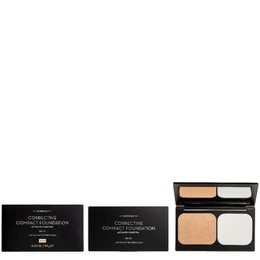 Korres Corrective Compact Foundation Spf 20 /Accf1 με Ενεργό Άνθρακα - Διορθωτικο Compact Make Up Για Σοβαρες Ατελειες 9.5G