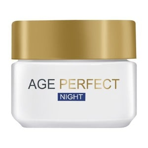 Age perfect night cream
