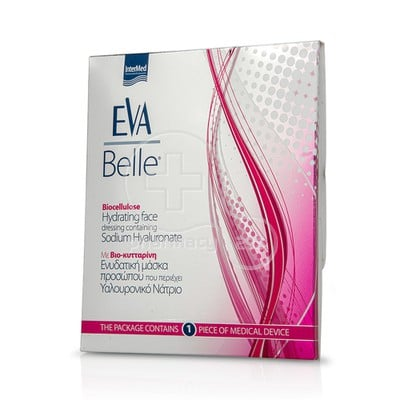 INTERMED - EVA BELLE Biocellulose Hydrating Face