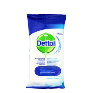 Dettol cleansing wipes