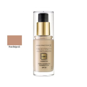 MAX FACTOR ALL DAY FLAWLESS 3ΙΝ1 FOUNDATION  65 ROSE BEIGE