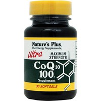 NATURES PLUS COENZYME Q10 ULTRA 100MG 30SOFTGELS