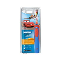 Oral-B Stages Power Electric Toothbrush For Kids 3 Years+ Cars