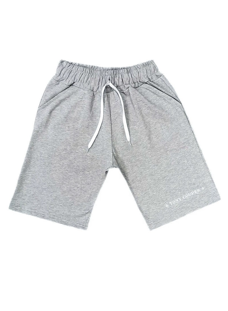 TONY COUPER LIGHT GREY CL SHORTS