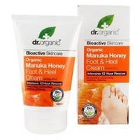 DR. ORGANIC MANUKA HONEY FOOT&HEEL CREAM 125ML