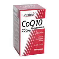 HEALTH AID COENZYME Q10 200MG 30CAPS