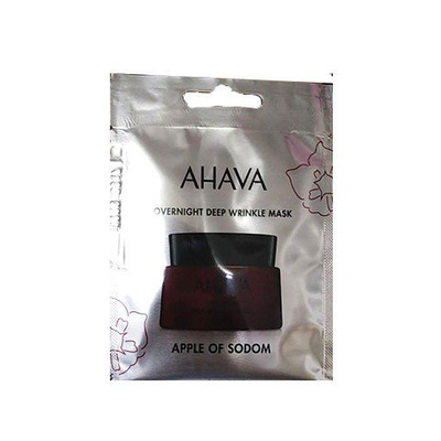 Ahava - Apple of Sodom Overnight Deep Wrinkle Mask - 6ml