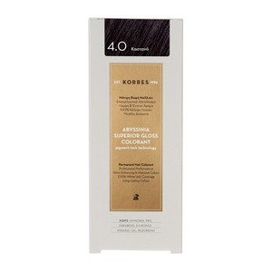 Korres abysssinia superior gloss colorant 4.0