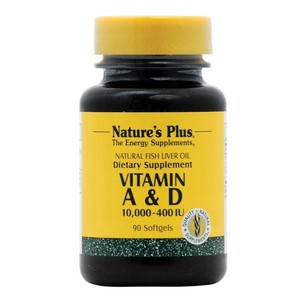 Nature s plus vitamin a d