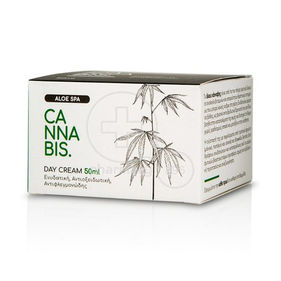 KALOE - ALOE SPA Cannabis Day Cream - 50ml