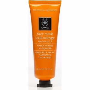 APIVITA Face mask with orange (radiance) 50ml