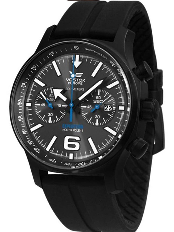 Expedition North Pole 1 Chrono Line