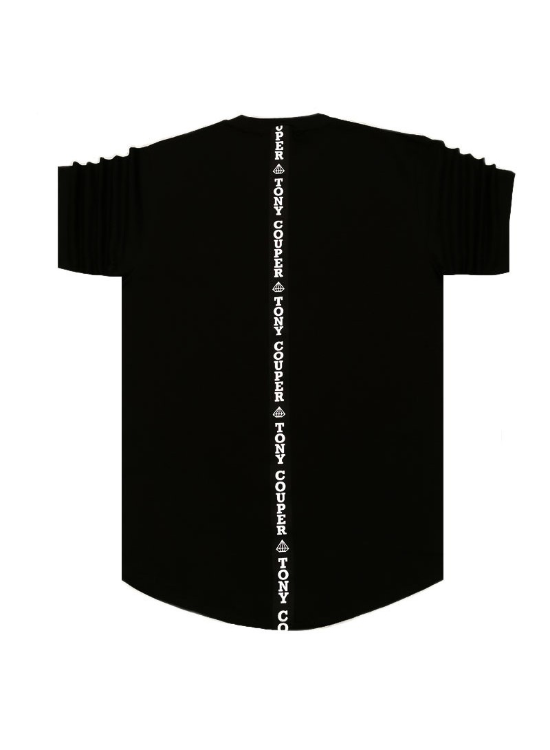 TONY COUPER BLACK BACK GROSS T-SHIRT