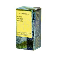 KORRES - EAU DE TOILETTE Water Bamboo Freesia - 50ml