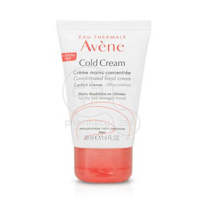 AVENE - COLD CREAM Creme Mains Concentree - 50ml