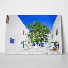 Alley in mykonos 1012048720 a