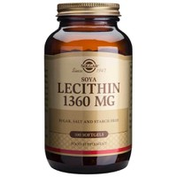 LECITHIN 1360MG SOFTGELS 100S