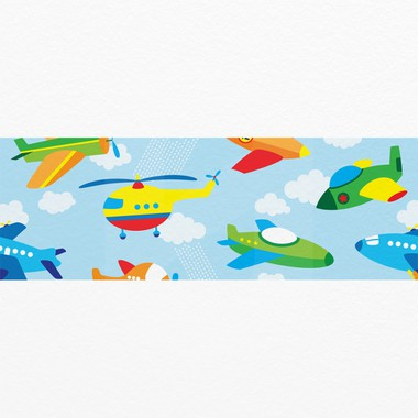 Wall Border Flying Toys Dec0