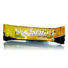 Anderson Final Sprint ALMOND Energy Bar - Μπάρα Ενέργειας, 40g