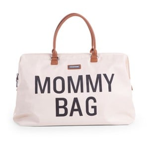 Τσάντα αλλαγής Childhome Mommy Bag Big Off-White